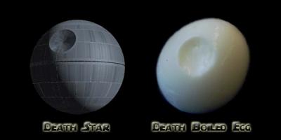 Death Boiled Egg